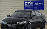 breyton-race-gtp-matt-black-bmw-4er-grand-coupe-f36 © GT-Automotive GmbH & Co. KG