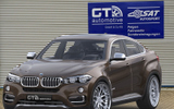 breyton-race-gtr-hyper-silver-bmw-x6-f16 © GT-Automotive GmbH & Co. KG