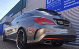 cla-245-g-shooting-brake © GT-Automotive GmbH & Co. KG