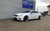 cls-55amg-w219-wheels-and-more-alufelgen-prior-body-kit-kw-kw-variante-2 © GT-Automotive GmbH & Co. KG
