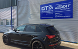 fondmetall-stc-10-drewske-felgen-audi-sq5 © GT-Automotive GmbH & Co. KG