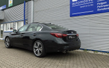 infiniti-q50-v37-eibach-spurplatten © GT-Automotive GmbH & Co. KG