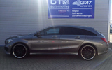 keskin-felgen-kt14-cla-245-g-shooting-brake © GT-Automotive GmbH & Co. KG