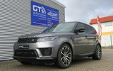 land-rover-range-rover-sport-svr-spurplatten-hr-trak © GT-Automotive GmbH & Co. KG