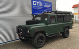 taubenreuther-hoeherlegung-rover-defender © GT-Automotive GmbH & Co. KG