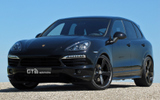 ultra-wheels-ua5-22-zoll-porsche-cayenne © GT-Automotive GmbH & Co. KG