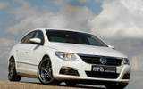 Passat 3CC 8.5J x 20 Zoll 3-teiler Look Felgen Orobica Route RS Felgen © GT-Automotive GmbH & Co. KG