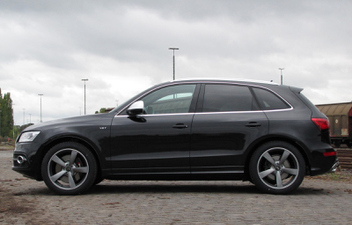 Audi SQ5 Winterräder 19 Zoll Winterkompletträder © GT-Automotive GmbH & Co. KG
