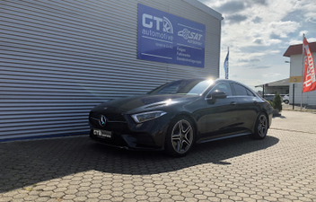 28740-7-hr-sportfedern-cls-tieferlegung-r1eccls-1 © GT-Automotive GmbH & Co. KG