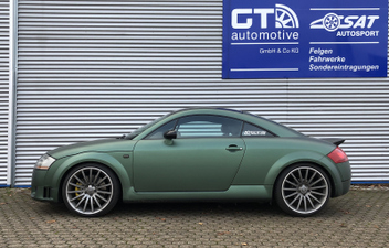 Audi TT 8N Tieferlegung H&R Sportfedern 29453-1 © GT-Automotive GmbH & Co. KG
