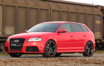 Felgen roter Rand Red-Line S3 RS3 Turbo Wheels © GT-Automotive GmbH & Co. KG
