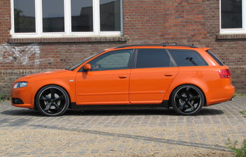 Audi RS6 QB6 Sommerräder Winterkompletträder S-Line Wheels © GT-Automotive GmbH & Co. KG
