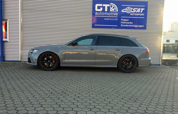 audi-rs6-hr-spurplatten © GT-Automotive GmbH & Co. KG