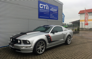 barraduca-inferno-alufelgen-mustang-saleen-supercharged © GT-Automotive GmbH & Co. KG