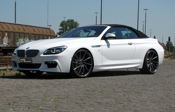 bmw 6er 22 zoll vossen cvt gun metal gloss kombination by www gt automotive com 2 © GT-Automotive GmbH & Co. KG