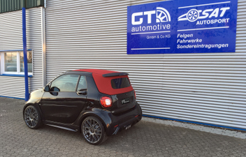 brabus-smart-451-4532-18-zoll-rimstock-alufelgen © GT-Automotive GmbH & Co. KG
