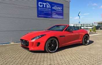 cargraphic-gt-car-aluminiumfelgen-jaguar-cabrio-f-type- © GT-Automotive GmbH & Co. KG