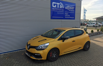 clio-r-oz-ego-black-matt-diamante-cut © GT-Automotive GmbH & Co. KG