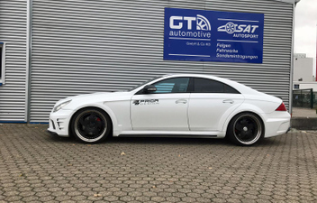 cls55amg-w219-wheels-and-more-felgen-prior-body-kit © GT-Automotive GmbH & Co. KG