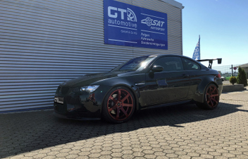 corspeed-challenge-bmwm390 © GT-Automotive GmbH & Co. KG