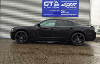 dodge-charger-22-zoll-gmp-buran © GT-Automotive GmbH & Co. KG