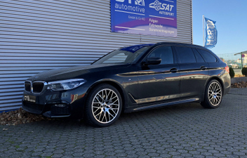 BMW 5er Touring G31 G5K 19 Zoll Winter Kompletträder © GT-Automotive GmbH & Co. KG