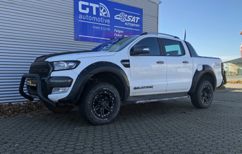 Ford Ranger Tuff AT T01 Felgen Taubenreuther Höherlegung ktec Body-Kit © GT-Automotive GmbH & Co. KG