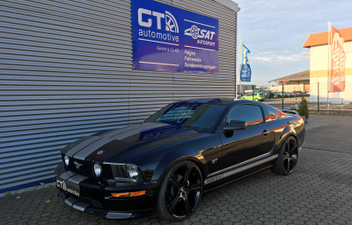 gmp-italia-buran-ford-mustang-gt © GT-Automotive GmbH & Co. KG