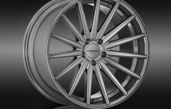 Alufelgen GT-Automotive VOSSEN VFS2 Gun Metal Gloss © GT-Automotive GmbH & Co. KG