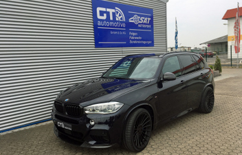 hamann-anniversary-evo-black-line-bmw-x5-m50d © GT-Automotive GmbH & Co. KG