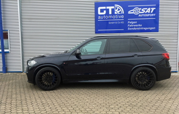 hamann-anniversary-evo-black-line-bmw-x5 © GT-Automotive GmbH & Co. KG