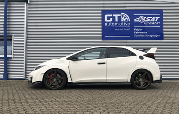 honda-civic-fk2-5dr-felgen-alufelgen-kv_1-bronze © GT-Automotive GmbH & Co. KG