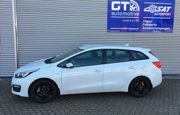 kia-ceed-kombi-winterraeder-winterreifen © GT-Automotive GmbH & Co. KG