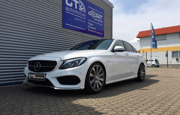 lombartho-mercedes-c-klasse-w205 © GT-Automotive GmbH & Co. KG