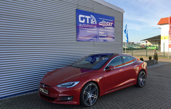 manhart-performance-concave-one-21-zoll-tesla-model-s © GT-Automotive GmbH & Co. KG