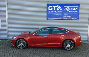 manhart-performance-concave-one-21-zoll-tesla-s © GT-Automotive GmbH & Co. KG