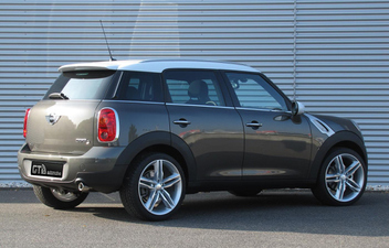 mini countryman felgen alufelgen sommerreifen © GT-Automotive GmbH & Co. KG