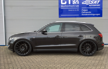 motec-22-zoll-mct9-tornado-audi-q5-sq5 © GT-Automotive GmbH & Co. KG