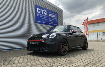 oz-ultraleggera-bronze-mini-john-cooper-works-federn-tieferlegung-hr-28813_1 © GT-Automotive GmbH & Co. KG