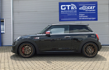 oz-ultraleggera-bronze-mini-john-cooper-works-sportfedern-hr-28813-1 © GT-Automotive GmbH & Co. KG