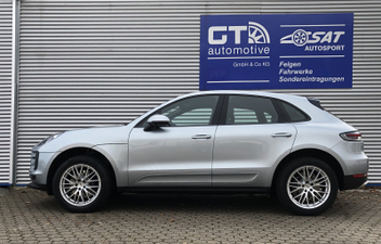 Porsche Macan 19 Zoll Winter Kombination ATS Perfektion © GT-Automotive GmbH & Co. KG