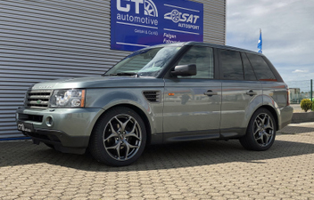 range-rover-avus-mb2-felgen © GT-Automotive GmbH & Co. KG