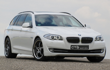 rs elegante nero bmw 5er kombi F11 5K © GT-Automotive GmbH & Co. KG