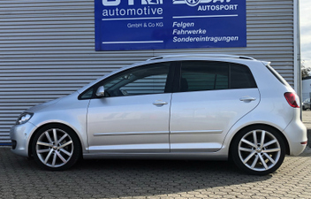 sat-autosport-feder-sat50-made-by-hr-vw-golf-5-plus-1kp © GT-Automotive GmbH & Co. KG