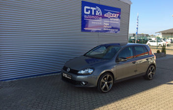 sat21-vw-golf-19-zoll © GT-Automotive GmbH & Co. KG