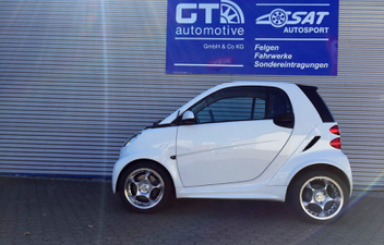 schmidt-revolution-smart-6516 © GT-Automotive GmbH & Co. KG