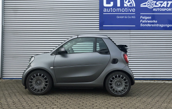 smart-tieferlegung-29067_2-oz-racing-felgen © GT-Automotive GmbH & Co. KG