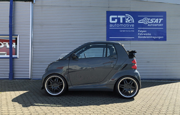 smart-tuning-450-451-453 © GT-Automotive GmbH & Co. KG