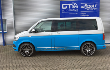 t6-bus-22-zoll-felgen © GT-Automotive GmbH & Co. KG