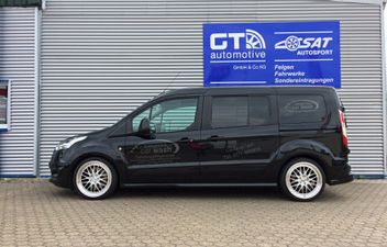 ultra-wheels-ua3-ford-tourneo-custom © GT-Automotive GmbH & Co. KG